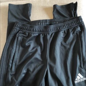 Adidas Climacool joggers with zippers at ankles
